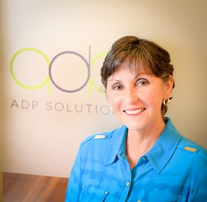 Anne Pyle with ADP Solutions