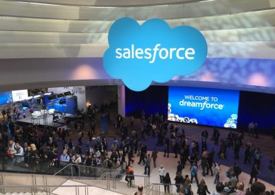 Salesforce's Dreamforce Day 2 – Think You Can't Afford Salesforce? Think Again