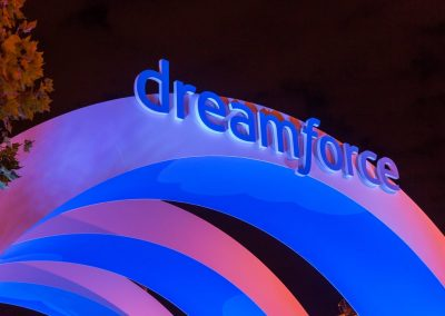 Salesforce's Dreamforce Day 1 – 170,000 Customers and Clients Converge in San Francisco