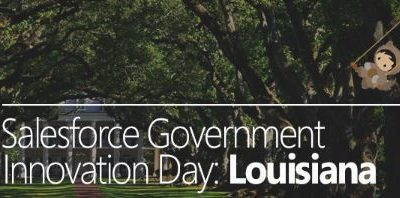 Salesforce – A Vision for Government